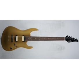 SUHR MODERN CARVE TOP GOLD TOP