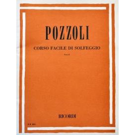 POZZOLI CORSO FACILE SOLFEGGIO PARTE II