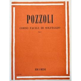 POZZOLI CORSO FACILE SOLFEGGIO PARTE 1