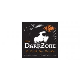 ROTOSOUND DZ10 ROTO MUTA ELETT. DARK ZONE NICKEL SPECIALTY SET 10-60