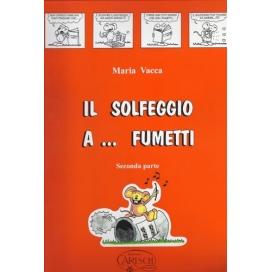 VACCA SOLFEGGIO A FUMETTI VOLUME 2