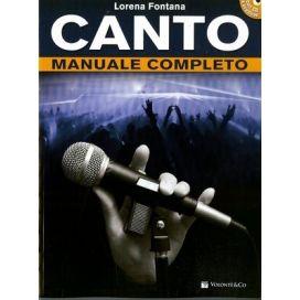 FONTANA MANUALE COMPLETO CANTO + CD