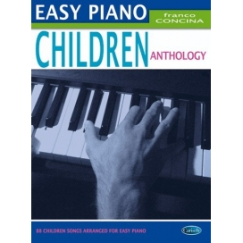 CONCINA EASY PIANO CHILDREN ANTHOLOGY ML3417