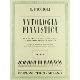 PICCIOLI ANTOLOGIA PIANISTICA VOLUME 2