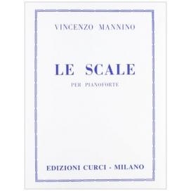 MANNINO LE SCALE PER PIANOFORTE