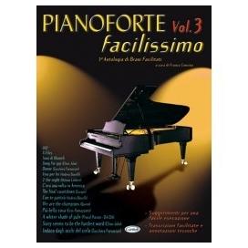 CONCINA PIANOFORTE FACILISSIMO VOLUME 3