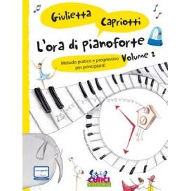 CAPRIOTTI L'ORA DI PIANOFORTE VOLUME 2