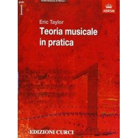 TAYLOR TEORIA MUSICALE IN PRATICA VOLUME 1 - ABRSM