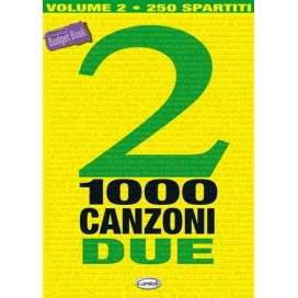 AAVV 1000 CANZONI VOLUME 2 ML2715