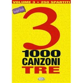 AAVV 1000 CANZONI VOLUME 3 ML2770