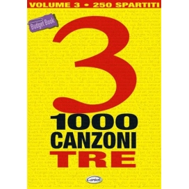 AAVV 1000 CANZONI VOLUME 3 ML2770