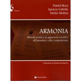 ROCA/CABELLO/MOLINA ARMONIA METODO PRATICO