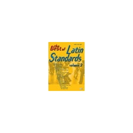 AAVV BEST OF LATIN STANDARDS ML2459