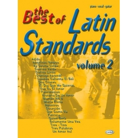 AAVV BEST OF LATIN STANDARDS V.2 ML2539