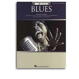 AAVV BIG BOOK OF THE BLUES ML98511