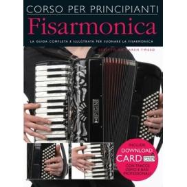TWEED CORSO PRINCIPIANTI FISARMONICA + DOWNLOAD CARD