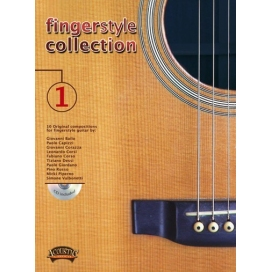 AAVV FINGERSTYLE COLLECTION + CD ML3206