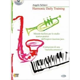 SCHIAVI HARMONIC DAILY TRAINING + CD