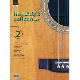 AAVV FINGERSTYLE COLLECTION VOLUME 2 + CD