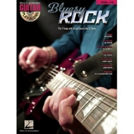 AAVV GUITAR PLAY ALONG V.73 BLUESY ROCK + CD LI50623900