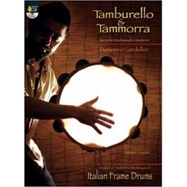 CANDELLORI METODO TAMBURELLO/TAMMORRA + DVD