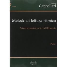 CAPPELLARI LETTURA RITMICA