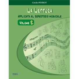 PEYROT LETTURA APPLICATA A REPERTORIO MUSICALE VOLUME 2