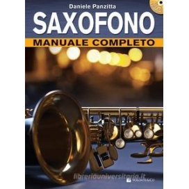 PANZITTA MANUALE COMPLETO SAXOFONO + CD & DOWNLOAD