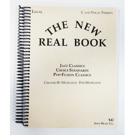 AAVV NEW REAL BOOK C VOLUME 1 ML92125