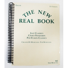 AAVV NEW REAL BOOK Eb VOLUME 1 ML92567
