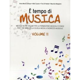 CORDUAS/CUSANO/DINATALE/MAGGIORE E' TEMPO DI MUSICA II