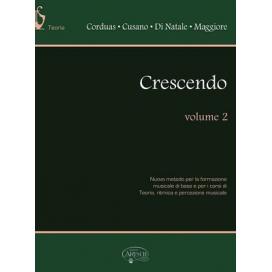 CORDUAS/CUSANO/MAGGIORE CRESCENDO V.2