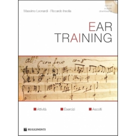 LEONARDI/INSOLIA EAR TRAINING + CD