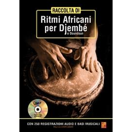 LAMPUGNANI RACCOLTA DI RITMI AFRICANI PER DJEMBE' + CD