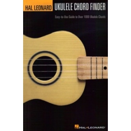 JOHNSON UKULELE CHORD FINDER FORMATO A5