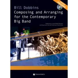DOBBINS COMPOSING & ARRANGING FOR CONTEMPORARY BIG BAND + CD
