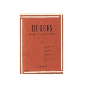 HUGUES LA SCUOLA DEL FLAUTO OP.51 - II GRADO