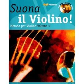 EAST/MORRIS/GRAHAM SUONA IL VIOLINO VOLUME 1 + 2CD