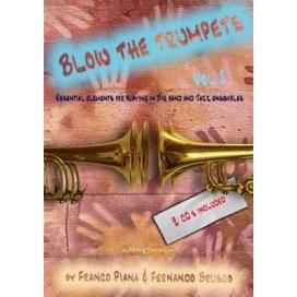 PIANA/BRUSCO BLOW THE TRUMPET VOLUME 2 + 2 CD