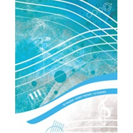QUADERNO DI MUSICA RICORDI 32 PAGINE HMGB42