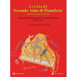 AGAY LA GIOIA DEL SECONDO ANNO DI PIANOFORTE