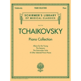 TCHAICOVSKY PIANO COLLECTION