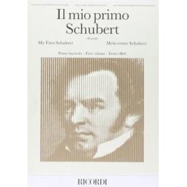 SCHUBERT IL MIO PRIMO SCHUBERT FASCICOLO 1
