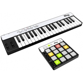 IK Multimedia Bundle iRig Keys + iRig Pads