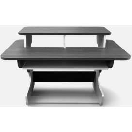 ZAOR MIZA 61 WORKSTATION GREY WENGE'