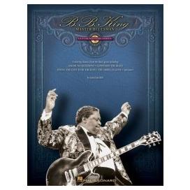 BB KING MASTER BLUESMAN + CD