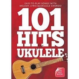 AAVV 101 HITS FOR UKULELE