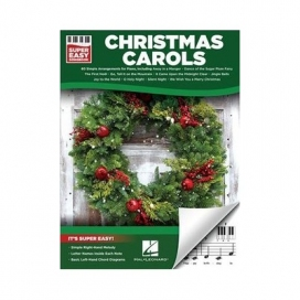 AAVV CHRISTMAS CAROLS - SUPER EASY SONGBOOK