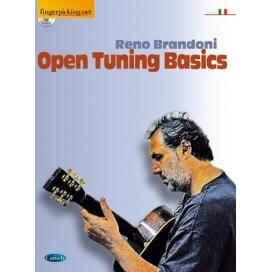 BRANDONI OPEN TUNING BASICS + CD ML3399