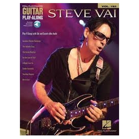 AAVV GUITAR PLAY ALONG V 193: STEVE VAI + AUDIO ACCESS